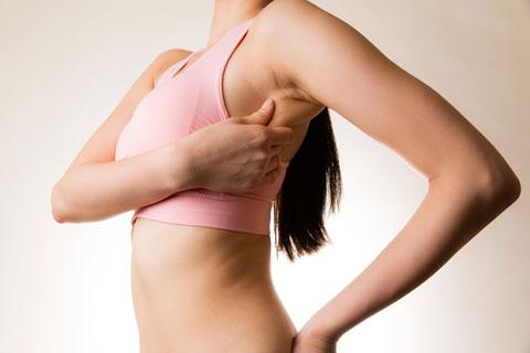 乳腺を刺激してバストアップするマッサージ法