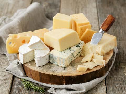 バストアップに最適なチーズ