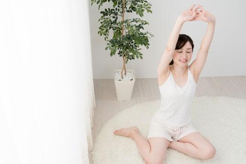 簡単にバストアップできる体操とは?毎日続ければ劇的な効果も!
