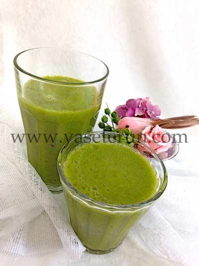 150種の栄養素で身体を元気にしてくれるグリーンフレーバー