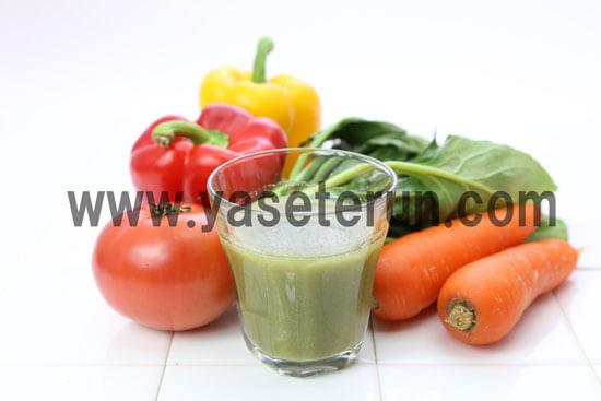 野菜の栄養分がそのまま含まれた酵素ドリンクは栄養価が高いと評判