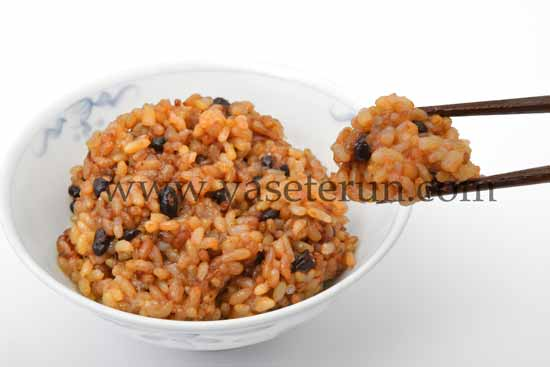 たくさんの栄養素が一度に摂取可能な雑穀米