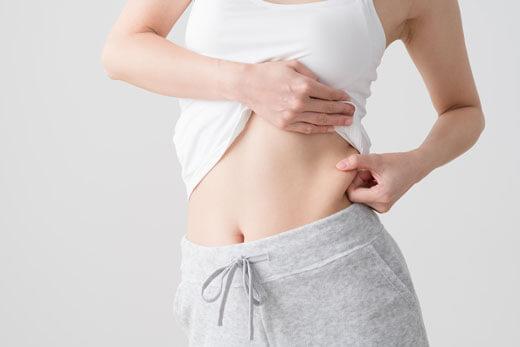 ダイエットで痩せにくい体質や体型とは