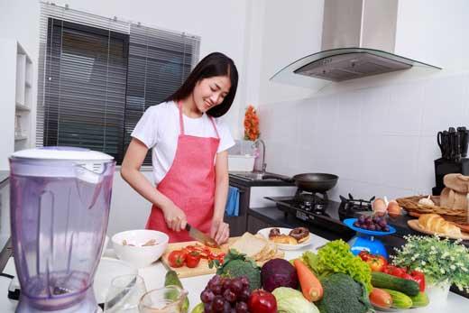 ダイエットに効果的なメニューの基本的考え方