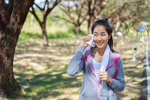 運動をダイエットに取り入れると効率よく痩せる
