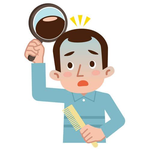 円形脱毛症の発症原因や髪の毛が抜ける理由について