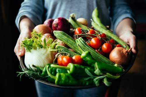 ハゲない食事は健康な食事そのもの