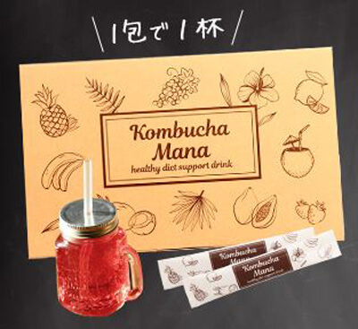 Kombucha Mana(コンブチャ マナ)