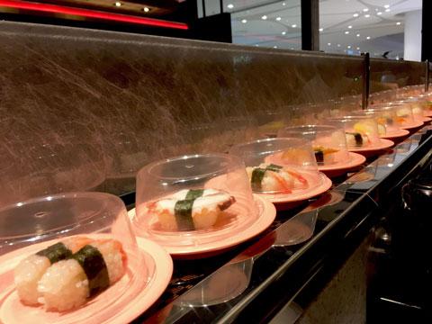 回転寿司はダイエットに最適?栄養的にも優れているポイントは