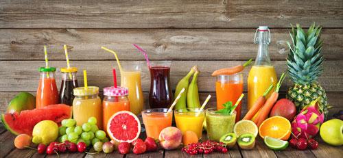 食の食事のうち1食から2食をフルーツ青汁に置き換える方法