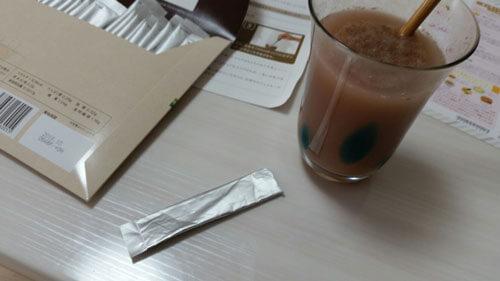 スーパー酵素プラスで朝食に置き換えた