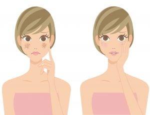 乾燥肌の方はお肌を傷をつけないように優しく丁寧に洗いましょう