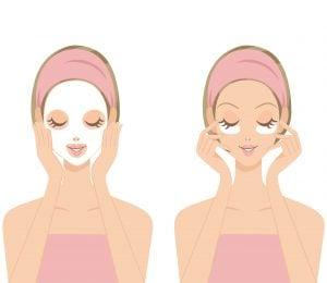 適度の肌パックで保湿とうるおいのあるお肌を常に守っていきましょう