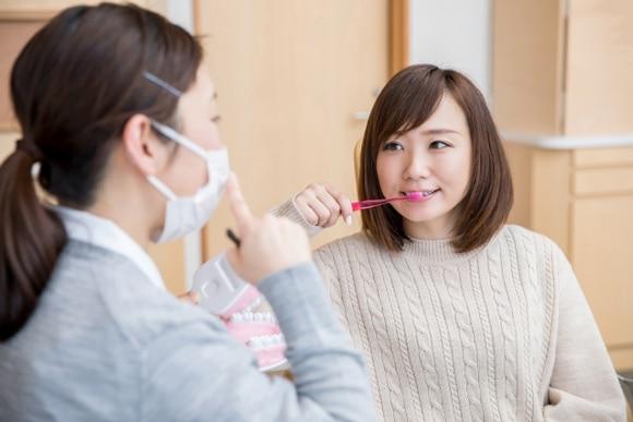歯科衛生士さんと歯磨きのやり方をきちんと学ぼう