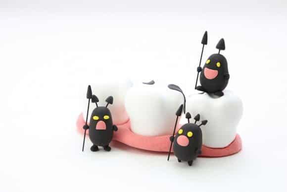 歯を綺麗に輝く白くする方法まとめ