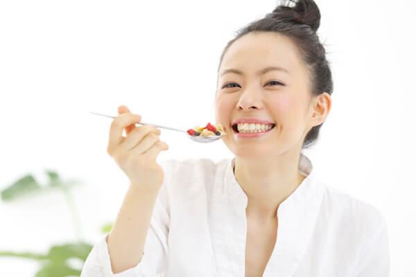 綺麗になるには美容に配慮した食事法を心がける
