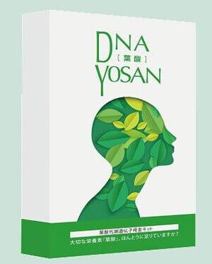 葉酸代謝遺伝子検査キット